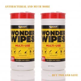 Cat Flap Cleaning Wipes Wonder Wipes