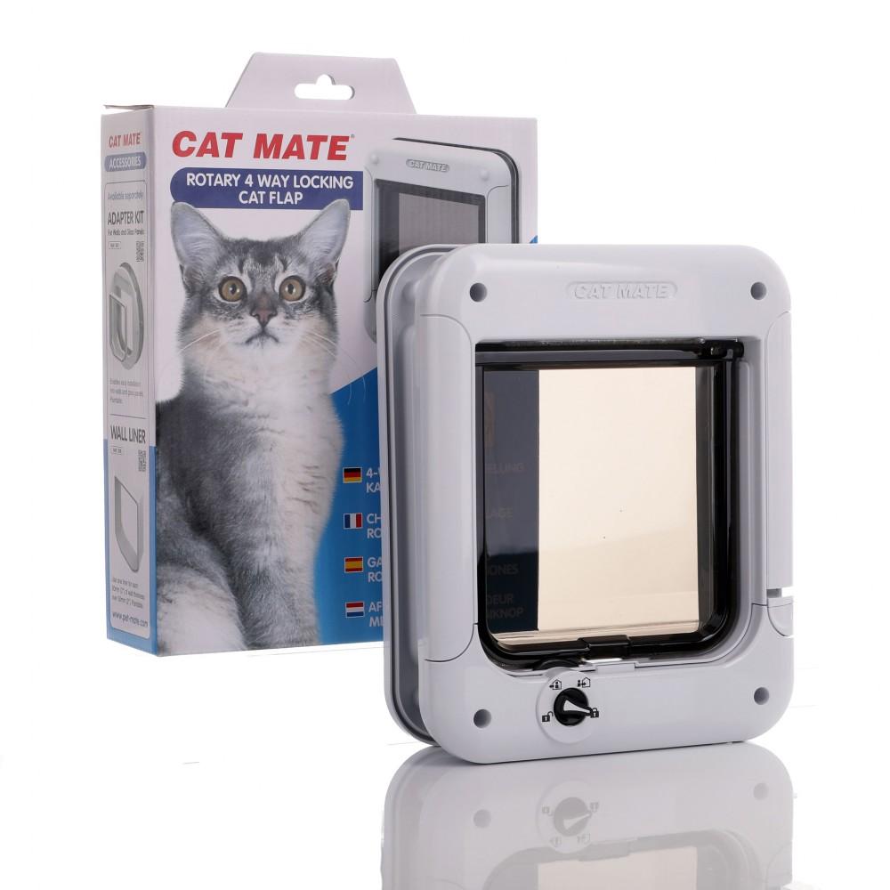Cat Mate Rotary 4 Way Locking