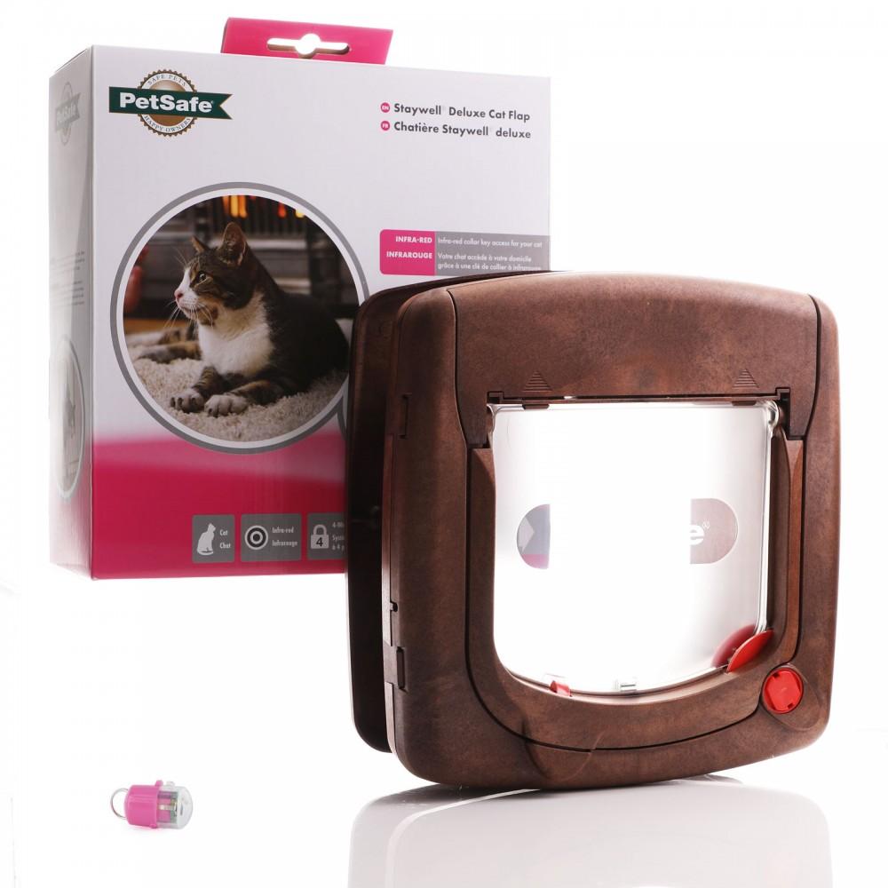 Infrared Cat Flap - Petsafe 520 - Pink Key