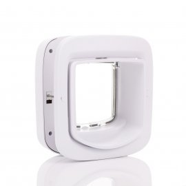 Microchip White - by Petsafe