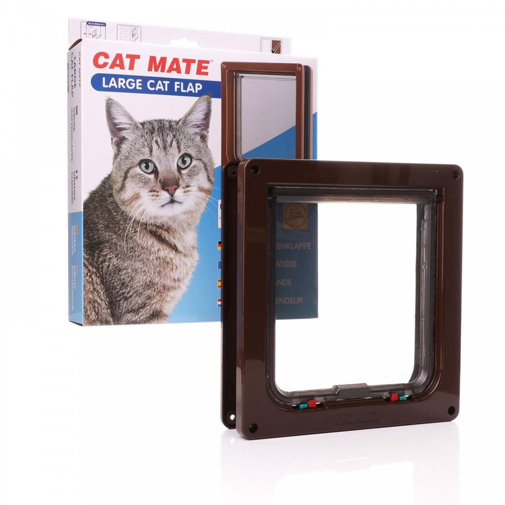 Cat Mate 221b 4 Way Locking Large