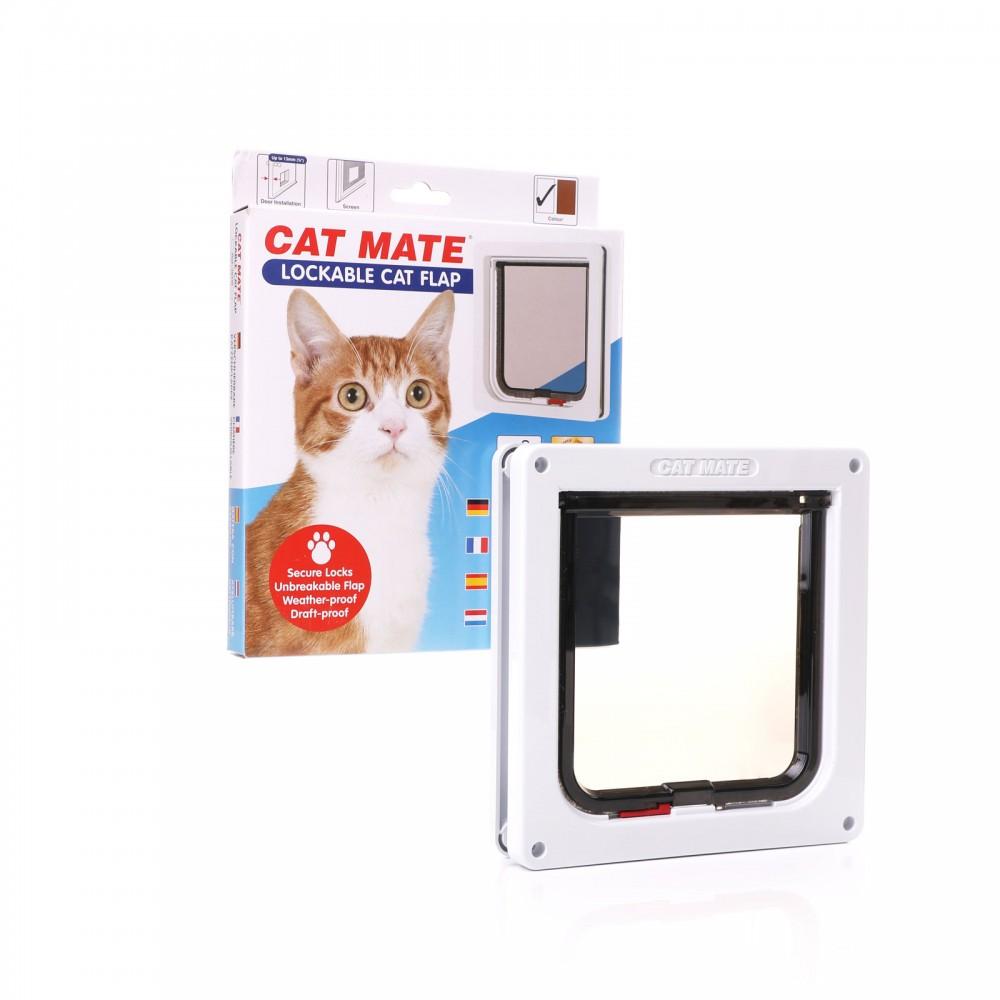 Cat Mate Standard 304 White CatMate