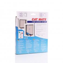 Cat Mate 309 4 Way Locking Cat Flap CatMate