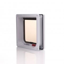 Cat Mate Standard Locking - 234 White - With Door Liner