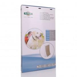 660 Staywell XL Aluminium Dog Flap