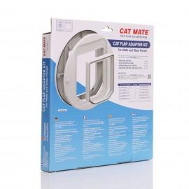 CatMate Cat Flap Glass / Wall Adapter Kit PM361