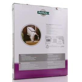 Staywell 775 - Large Dog Door Brown - by Petsafe