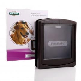 Staywell 755 - Medium Dog Door Brown - by Petsafe
