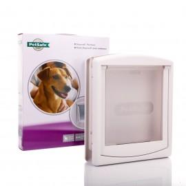 Staywell 740 - Medium Dog Flap White - by Petsafe
