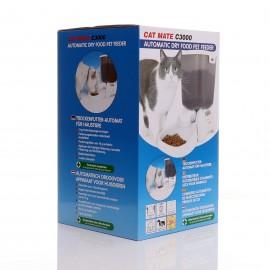 Cat Mate C3000 Automatic Dry Food Pet Feeder