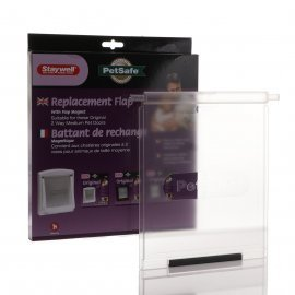 Petsafe Staywell 700 Series - Medium Replacement Flap 740 petsafe dog door replacement flap medium