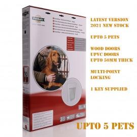 PetSafe - Electronic Dog Door Smart Door - Large