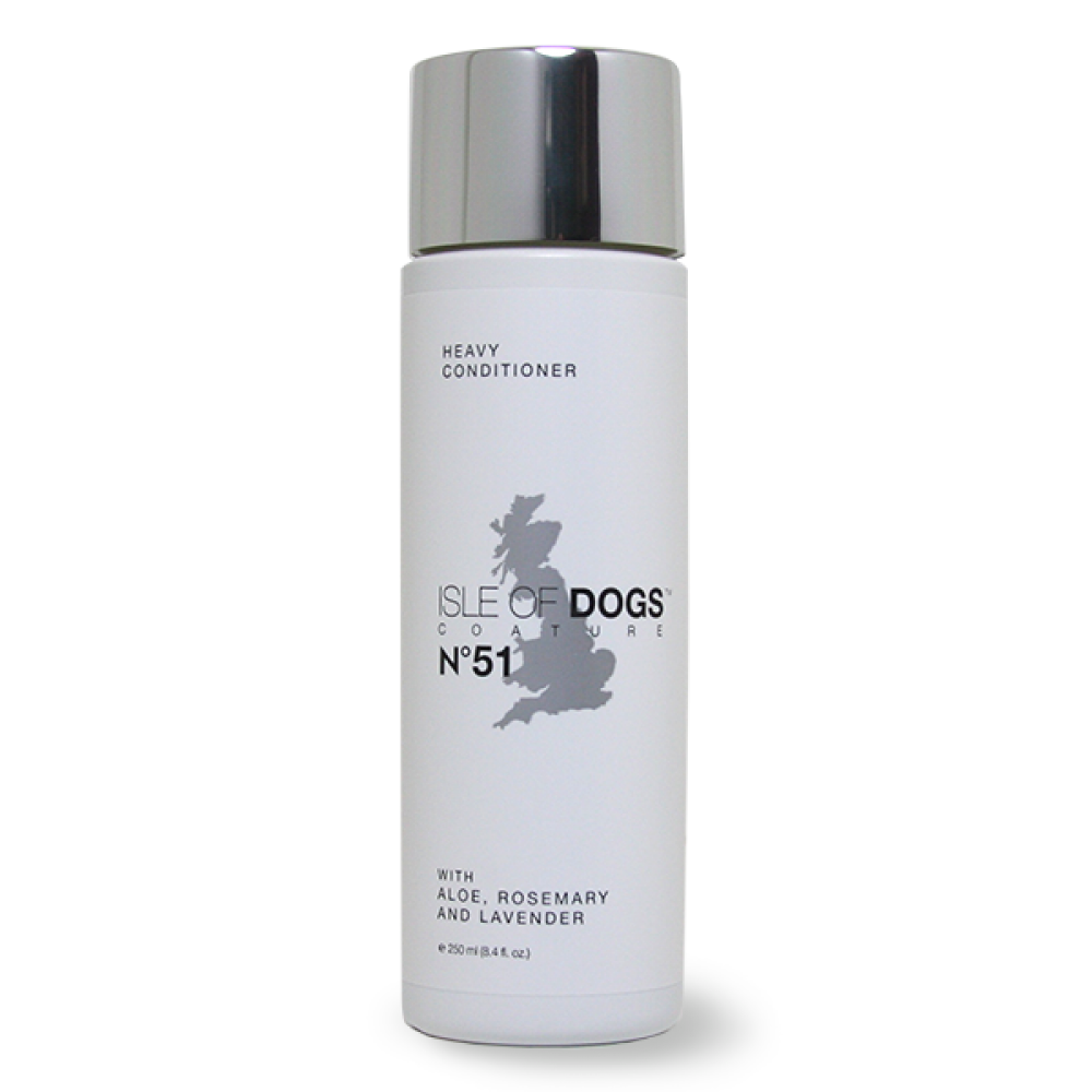 No. 51 Heavy Management Dog Conditioner 250 ml - Isle Of Dogs
