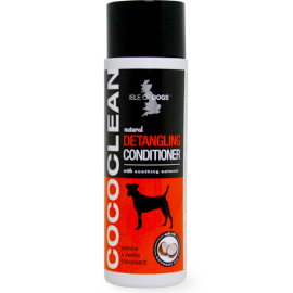 CoCo Clean Dog Detangling Conditioner With Soothing Oatmeal Jasmine and Vanilla Isle Of Dogs
