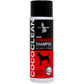 CoCo Clean Dog Xtra Clean Dog Shampoo (Soap Free) Red Berries and Champagne - Isle Of Dogs