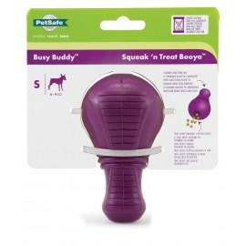 Busy Buddy® Squeak 'n Treat Booya™ - Small