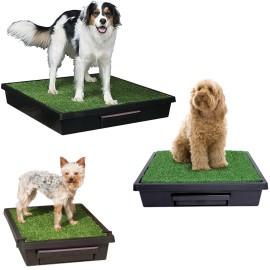 Pet Loo™ Portable Pet Dog Indoor Toilet - Medium