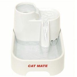 Cat Water Fountain Cat Mate For Cats and Small Dogs