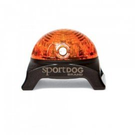 SportDog® Dog Collar LED Light - Locator Beacon - Amber - SDLB-YL-E