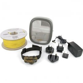 Deluxe In-Ground Cat Fence PCF-1000-20
