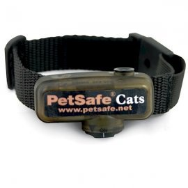 Deluxe In-Ground Cat Fence PCF-275-19 - Extra Receiver Collar