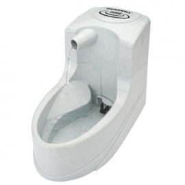 Drinkwell Mini Cat and Small Dog Water Fountain