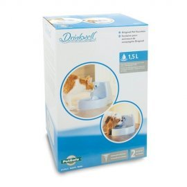 Drinkwell Original Cat and Dog Water Fountain