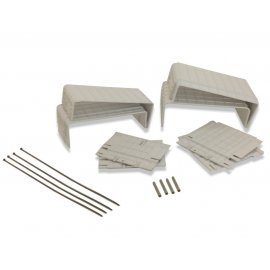 Small Wall Entry Kit for Petsafe Electronic Door Small Selective Dog Door