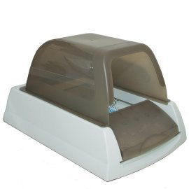 ScoopFree Ultra Enclosed Self-Cleaning Litter Box