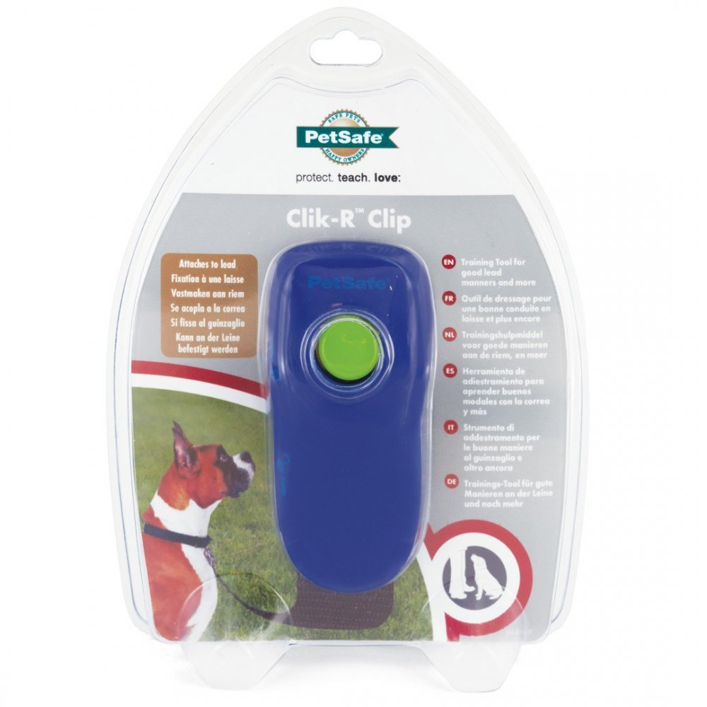 Clik-R™ Clip Dog Training Tool