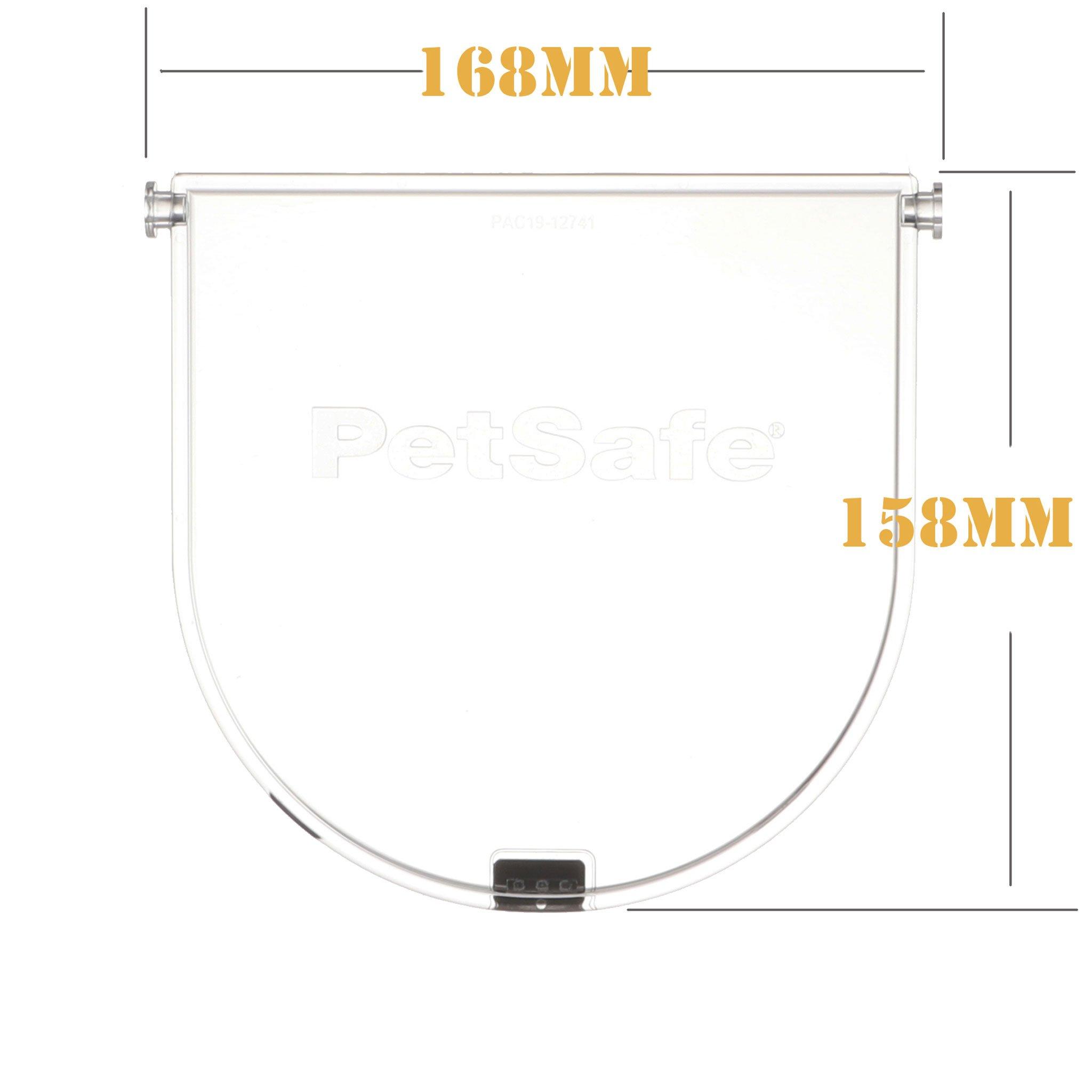Pet porte 100ef replacement flap 16...</div> </div>      <div class=