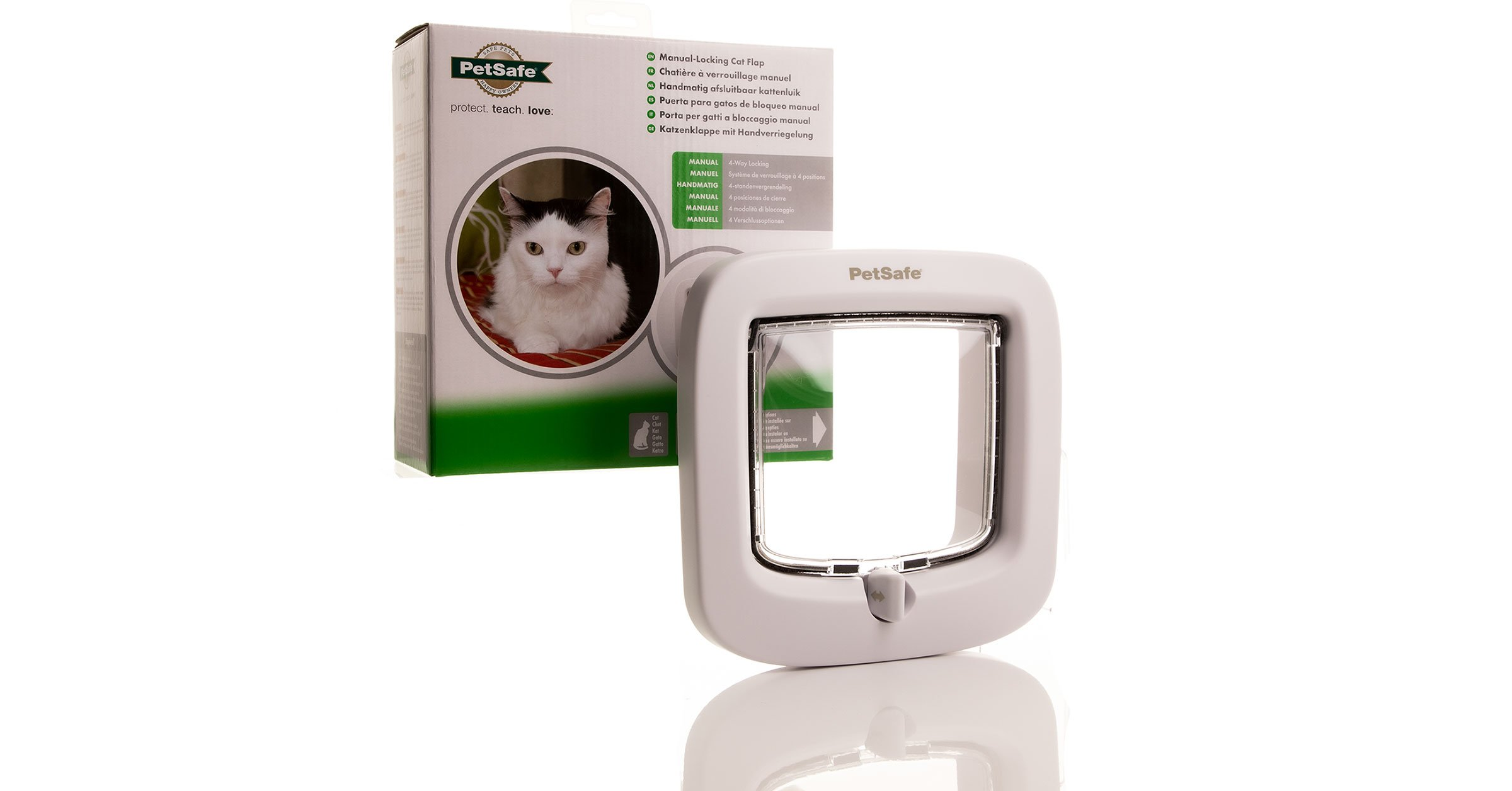 The newest improved version a new cat flap fro...</div> </div>      <div class=