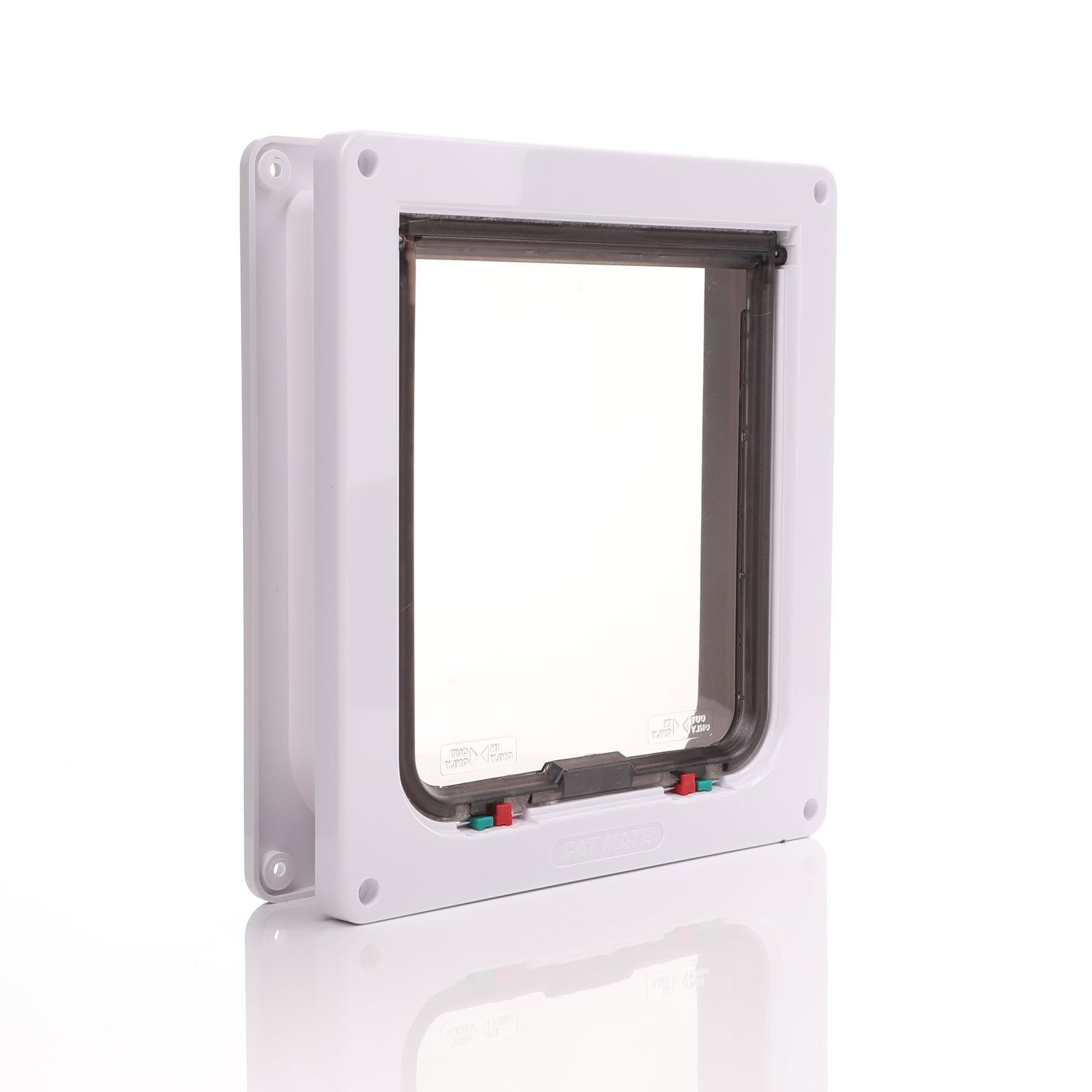 Cat Mate 221w Large Cat Flap White