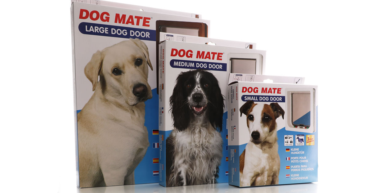 Pet doors for dogs small medium large
